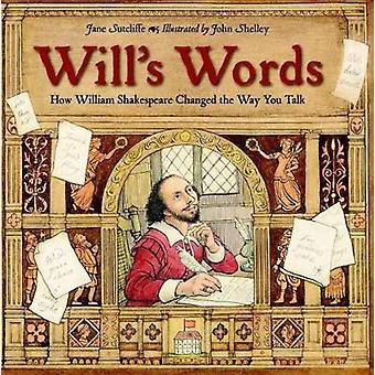 Will's Words by Jane Sutcliffe - 9781580896399 Book