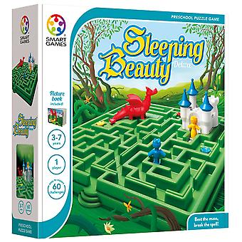 SmartGames Sleeping Beauty Deluxe Maze Puzzle With Picture Book