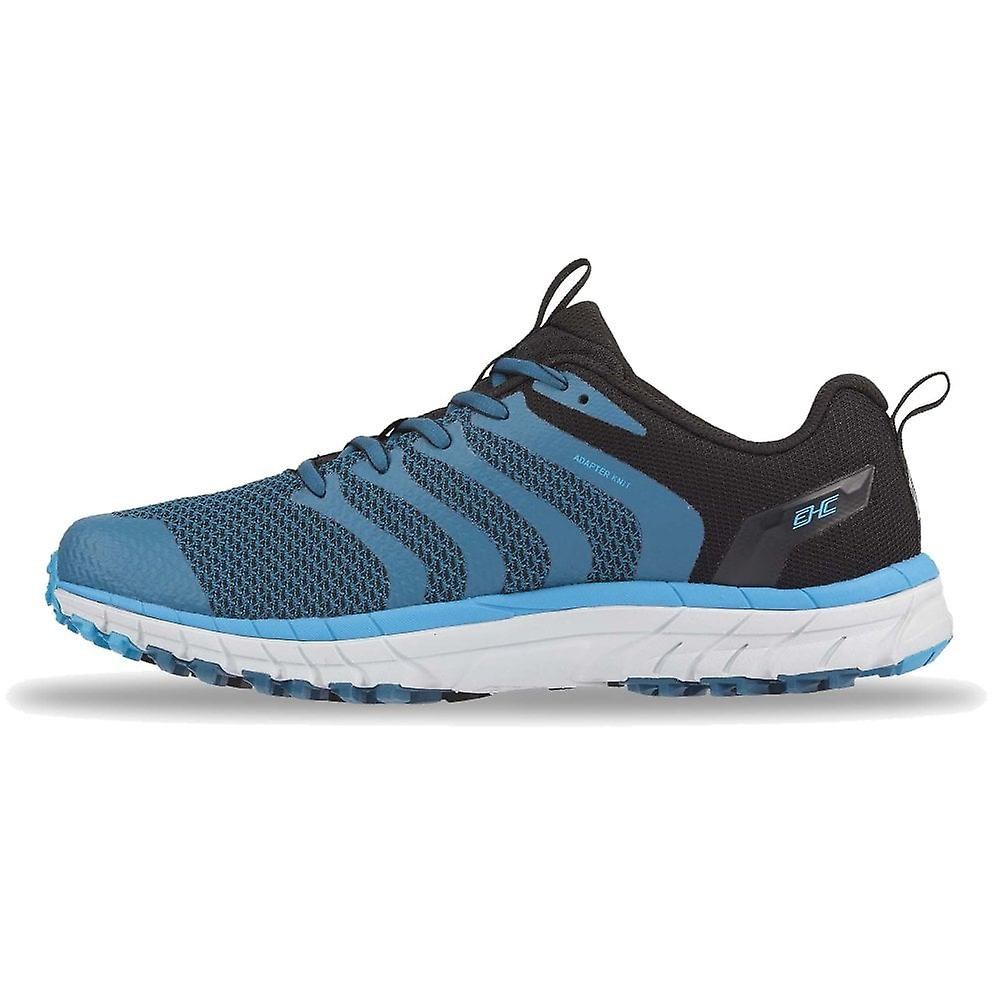 Inov8 Parkclaw 275 Knit Mens Wider Fitting Cushioned Trail Running Shoes Blue/grey