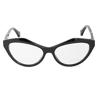 Balenciaga BA 5042 001 53 Geometric Cat Eye Eyeglasses Frames