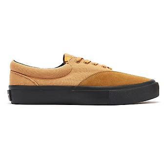 Clear Weather Donny Mens Woodchip Orange Trainers