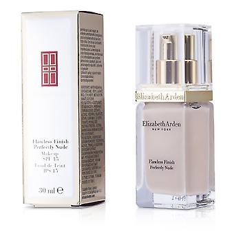 Elizabeth Arden makellose Finish perfekt Nude Make-up SPF 15 - # 01 Leinen 30ml / 1oz