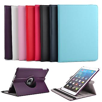 Ipad 9.7 (2017-2018)-360 ° leather case/cover