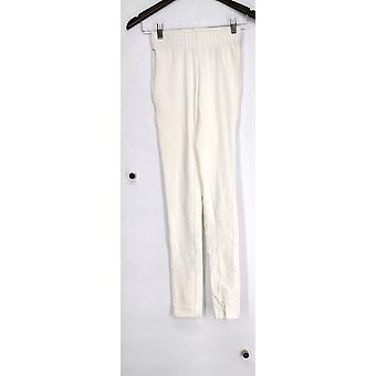 Slimming Options for Kate & Mallory Leggings Shape Control Ivory A409204