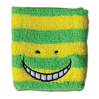 Sweatband - Assassination Classroom - Koro Sensei Mockery Nameteru ge648051