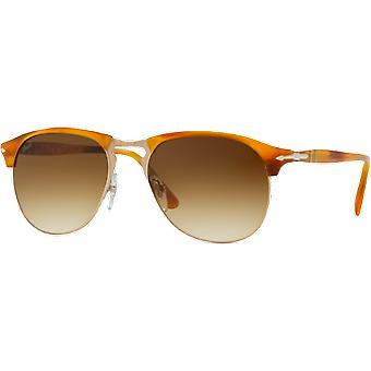 Persol 8649S Large Degraded Brown Scale