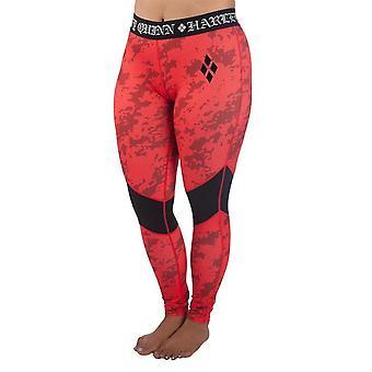Harley Quinn Women's Active Leggings