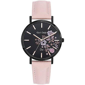 Go Girl Only 699009 - watch leather pink woman
