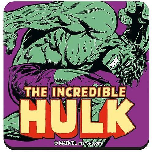 Hulk Official Marvel Coaster