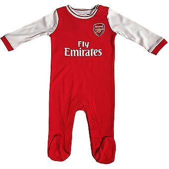 Arsenal FC Baby Unisex Sleepsuit