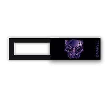 Webcam deksel/Slider-lisens™-Black Panther 01-svart