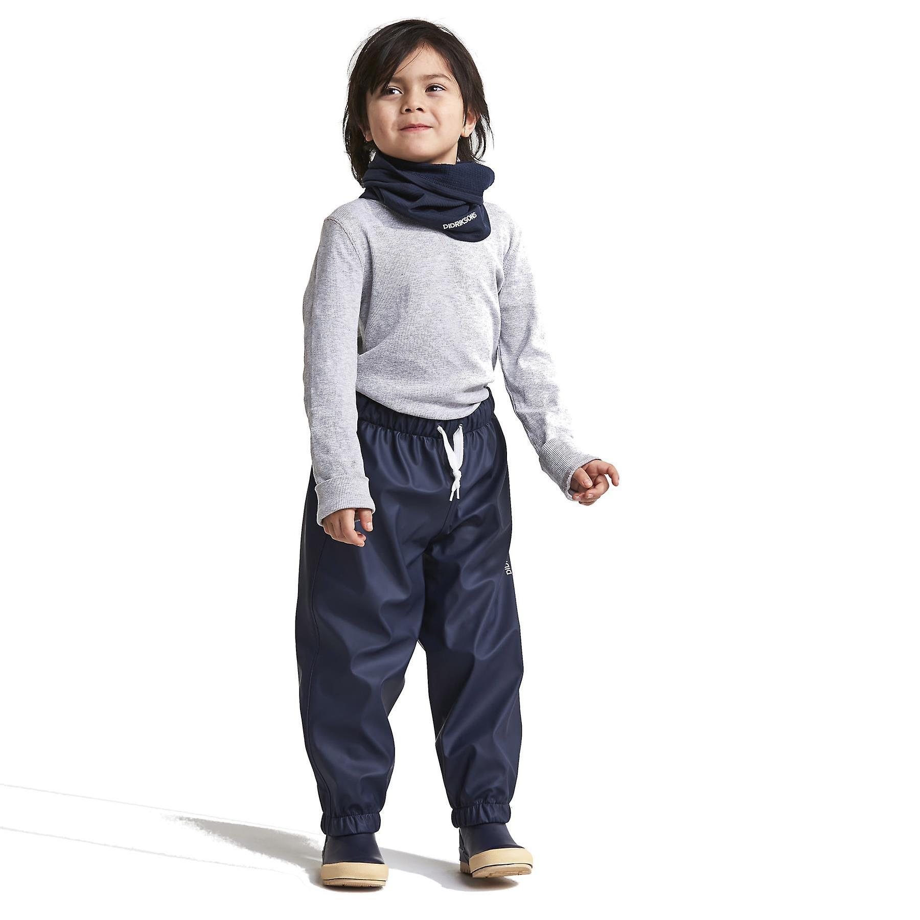 Didriksons Kids Ruff Neckwarmer | Navy