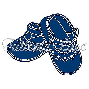 Tattered Lace Baby Shoes Essentials Cutting Die