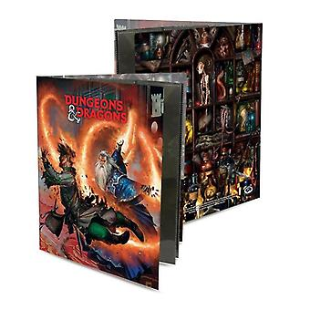 Ultra Pro Dungeons e Dragons Character folio-mago