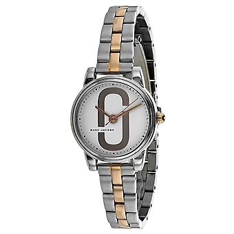 Marc Jacobs Women's Corie Silver Dial Watch - MJ3563