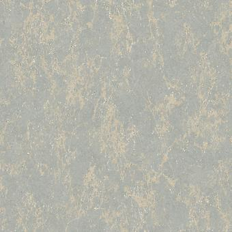 Arlo Texture Metallic Wallpaper Grey / Gold Muriva 162102