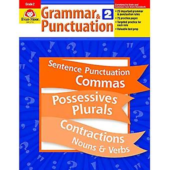 Grammar & Punctuation, Grade 2 [With CDROM]