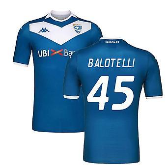 2019-2020 Brescia Kappa Home Shirt (Balotelli 45)