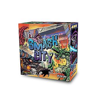 Smash City Board Game