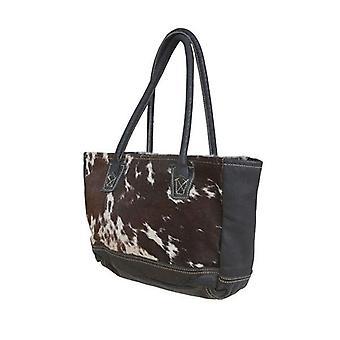 Moo Bordered Handbag