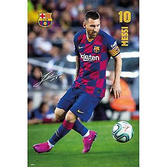 Barcelona Poster Messi 1