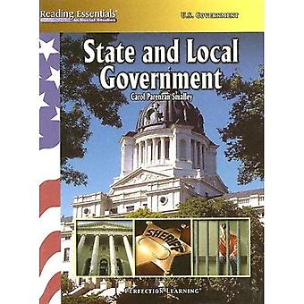 Staats-en lokale overheid (Lees benodigdheden in sociale studies)