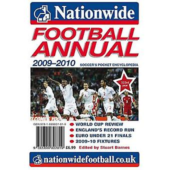 Nationwide Football Annual - 2009 by Stuart Barnes - 9781899807819 Book