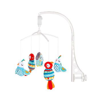 Chipolino Music Mobile Sweet Home for Cot Running Stable Music Turning Mechanism