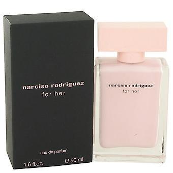 Narciso rodriguez eau de parfum spray by narciso rodriguez 444146 50 ml