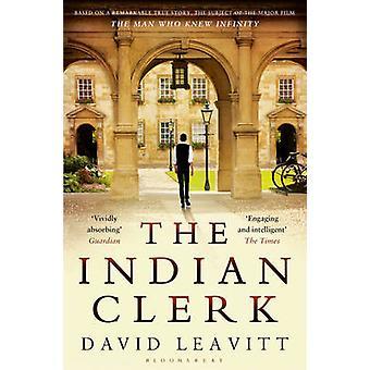 David Leavittin intialainen kirjuri