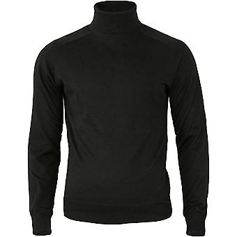 Nimbus Mens Chester Fine Knit High Roll Neck Casual Jumper