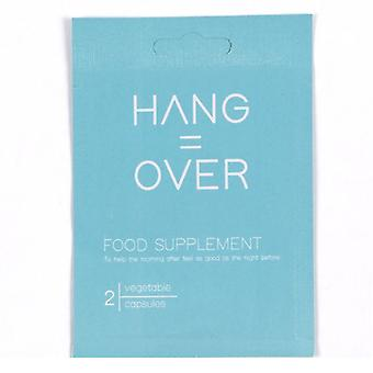 HANG = OVER Hangover Cure Vegetable capsules 2