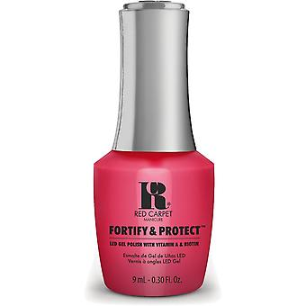 Red Carpet Manicure LED Gel Nail Polish - Act The Part (21011) 9ml