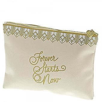 Love Always Collection Forever Starts Now Clutch Bag