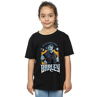 Disney Girls Onward Barley Pose T-Shirt