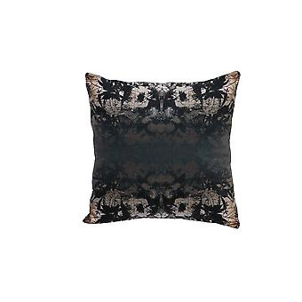 Light & Living Pillow 50x50cm Rorschach Velvet Green Dessin