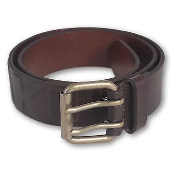 YAKUZA Herren Gürtel Profile Leather
