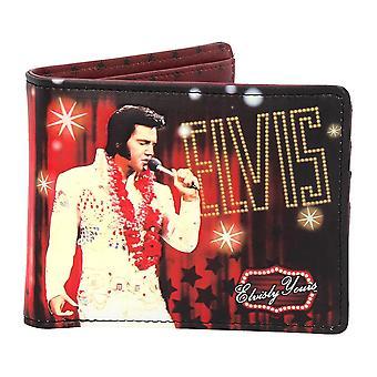 Elvis Presley bi-voudige portemonnee