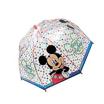 Disney Junior Childrens/Kids Mickey Umbrella