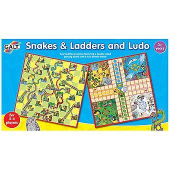 Galt käärmeet ja tikkaat ja Ludo