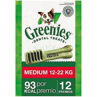 Greenies Snack Natural Dental for Medium Dogs  (Dogs , Treats , Dental Hygiene)