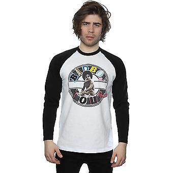 Biggie Smalls Notorious B.I.G. Raglan Official Tee T-Shirt Mens Unisex
