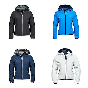 Tee Jays Womens/Ladies Competition Soft Shell Jacket