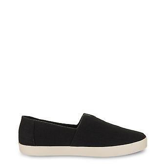 TOMS Original Men Spring/Summer Slip-on - Black Color 33023