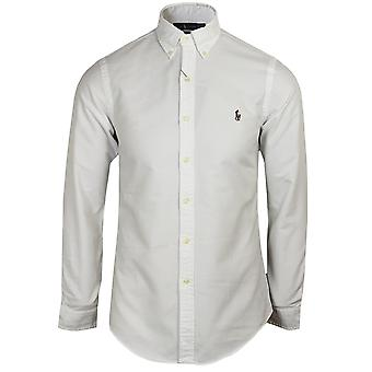 Ralph lauren men's bsr white oxford shirt