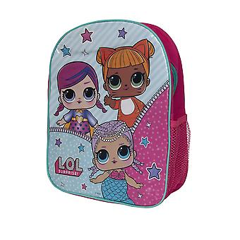 LOL Surprise Childrens/Kids Let Be Friends Backpack