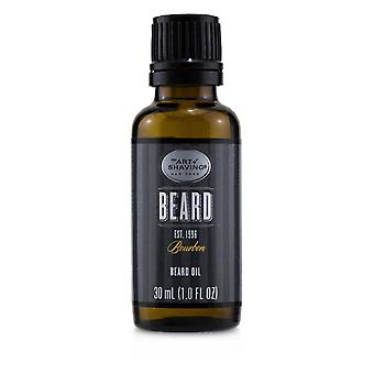 Beard oil bourbon 237703 30ml/1oz