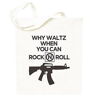 The Lost Boys Why Waltz When You Can Rock N Roll Totebag