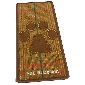 Pet Rebellion Stop Muddy Paws Tweed Dog Mat