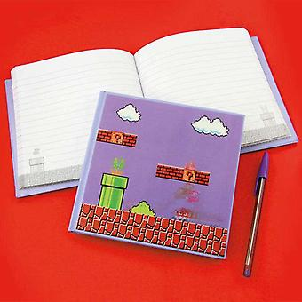 Super Mario Bros 3D Motion Notebook